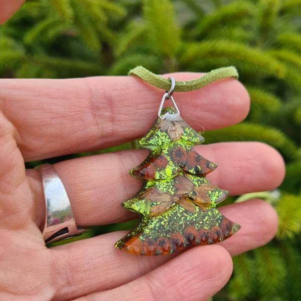 Karácsonyi nyaklánc