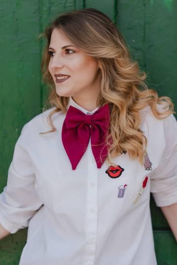 Smartandpretty női csokornyakkendő - Marilyn