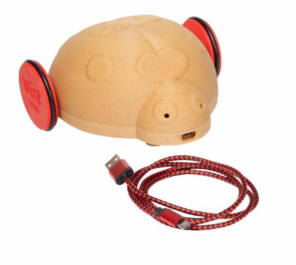 Robot Ladybug Red - Limited edition