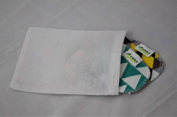 Arclemosó korongok zsákocskával- 5 db. korong