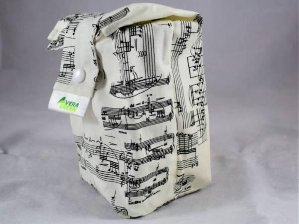 Uzsonnás táska és snackbag/nasitasik - kotta