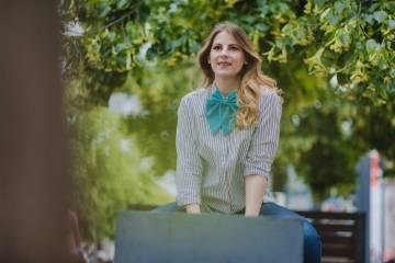 Smartandpretty női csokornyakkendő - Frida